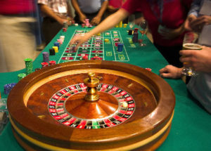 How to play roulette table game